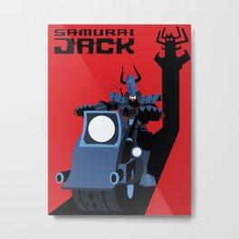 Samurai Jack Season 5 Metal Print