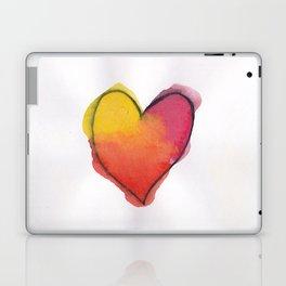 A Little Heart Laptop & iPad Skin
