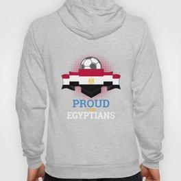 Football Egyptians Egypt Soccer Team Sports Footballer Goalie Rugby Gift Hoody