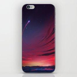 Hawndhia iPhone Skin