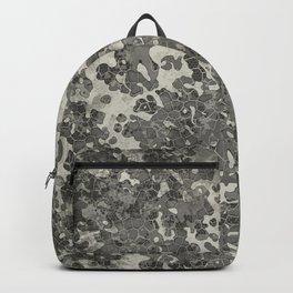 Wolf Gray Hybrid Camo Pattern Backpack