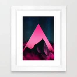 Enkidu Framed Art Print