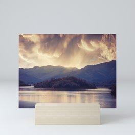 A Beautiful Storm Mini Art Print