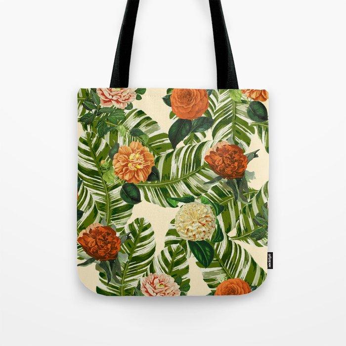 VIDA Tote Bag - Zinnias by VIDA