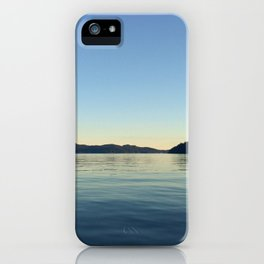 Ocean Calm V iPhone Case