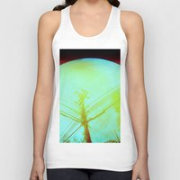 lsd Tank Tops featuring LSD by Natalie Olmo