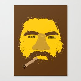 Coen Brother's Raising Arizona Canvas Print