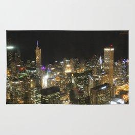 chicago  skyline 1 Rug