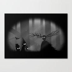 Wayward Souls Canvas Print