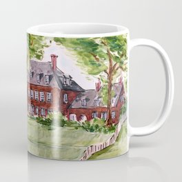 Carter's Grove in Williamsburg, VA Coffee Mug