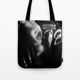 upstairs Tote Bag