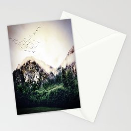The Liveliness of Wildlife Stationery Cards