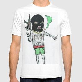 Crime Boy 2000 T-shirt