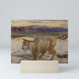William Holman Hunt - The Scapegoat Mini Art Print