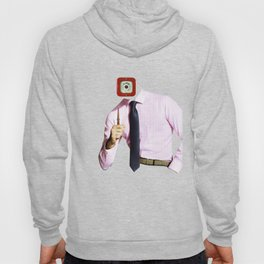 Business Man Alarm Hoody