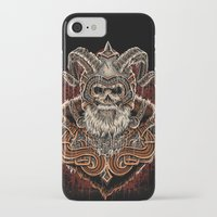 viking iPhone & iPod Cases featuring VIKING by Demones