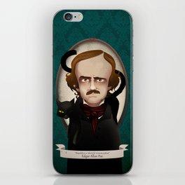Edgar Allan Poe said... iPhone Skin