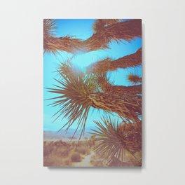 Joshua Tree Please Metal Print