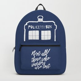 TardiWho Backpack