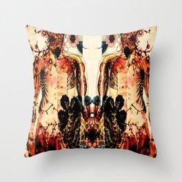 MEMO Corpus Throw Pillow