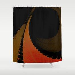 Southwest Evening Shower Curtain