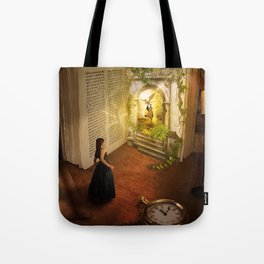 The book of dreams Tote Bag