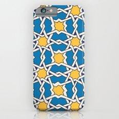 Morocco ornament Slim Case iPhone 6s