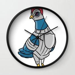 knight princess castle gift warrior prince Wall Clock