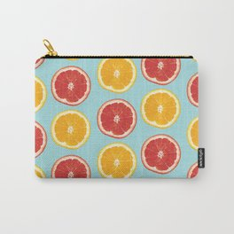 Citrus Skies Carry-All Pouch