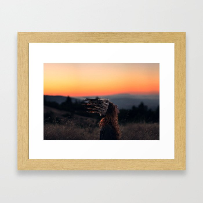 155/365 Framed Art Print