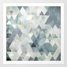 Cold Wind Art Print