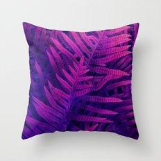 Ferns#2 Throw Pillow