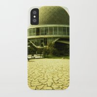 ufo iPhone & iPod Cases featuring UFO by Jacquie Fonseca