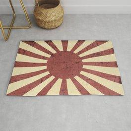 Japan Vintage Flag Rug