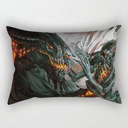 Tainted Affection Rectangular Pillow