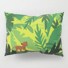 Lion King - Simba Pattern Pillow Sham