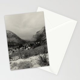 Telluride Mist Stationery Cards