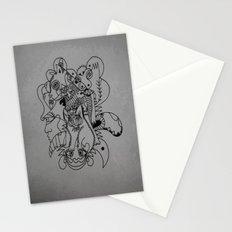 feline Stationery Cards