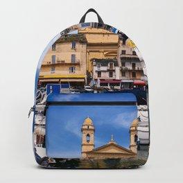 église Saint Jean-Baptiste in Bastia Backpack