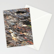 Rocky Mountain Texture  Stationery Cards
