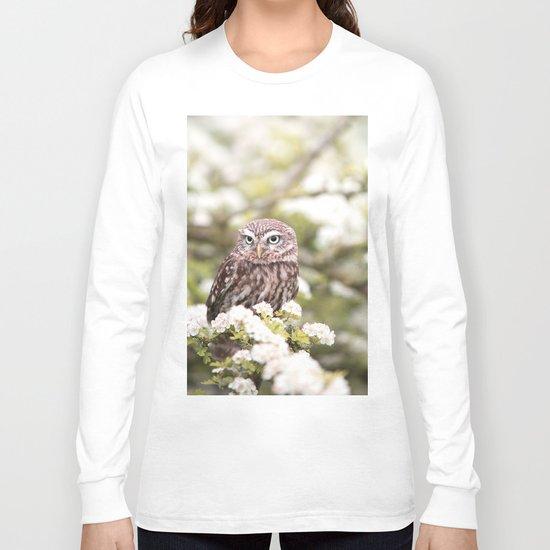 Chouette nature Long Sleeve T-shirt
