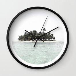 my island Wall Clock