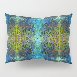Tryptile 17b (Repeating 2) Pillow Sham