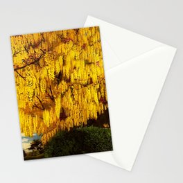 Classical Masterpiece 'Laburnum' by Stanley Spencer Stationery Cards
