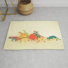 Walking With Dinosaurs Rug