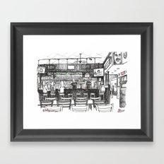 G Street Wunderbar Framed Art Print