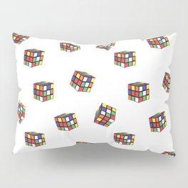 Rubik's Pattern Pillow Sham