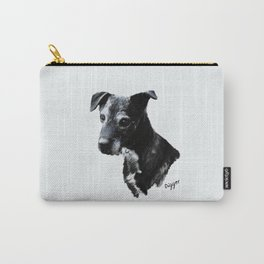 Portrait of Digger Carry-All Pouch