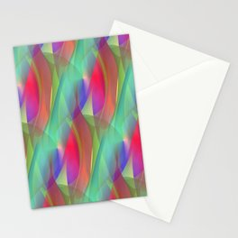 time for crazy patterns -107- Stationery Cards