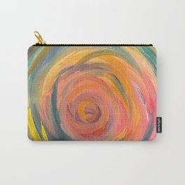 Swirl Abstract  Carry-All Pouch